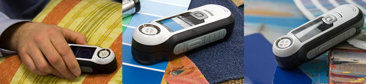 capsure便携式颜色测量仪应用